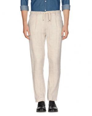 Повседневные брюки X-CAPE. Цвет: светло-серый