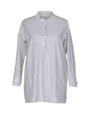 Блузка AMINA RUBINACCI. Цвет: белый