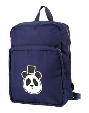 Рюкзаки и сумки на пояс MINI RODINI. Цвет: темно-синий