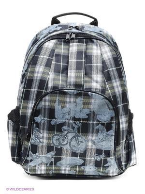 Рюкзак ANTAN. Цвет: синий, серый