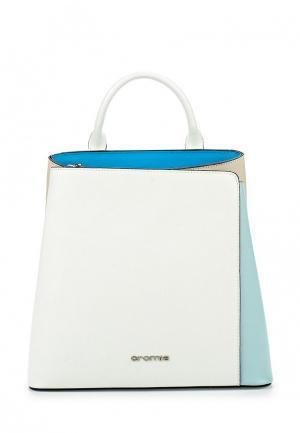 Рюкзак Cromia. Цвет: белый