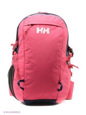 Рюкзак Helly Hansen. Цвет: розовый
