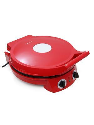 Пиццамейкер  КТ-1614 Kitfort. Цвет: красный