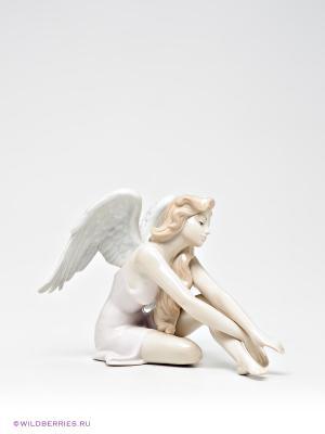 Фигурка Ангел Pavone. Цвет: белый, молочный