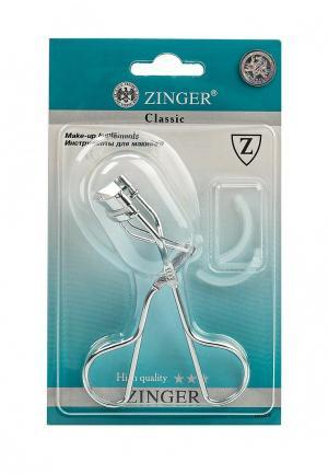 Прибор для завивки ресниц Zinger. Цвет: серебряный