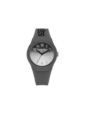 Часы Superdry. Цвет: серебристый
