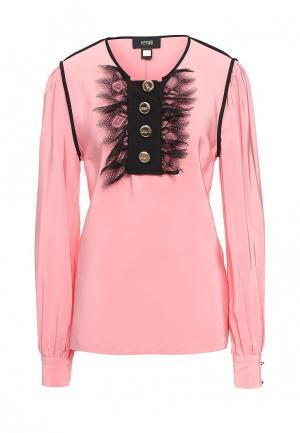 Блуза Cavalli Class. Цвет: розовый