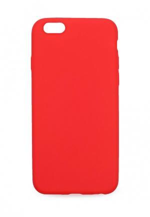 Чехол для iPhone diva. Цвет: красный
