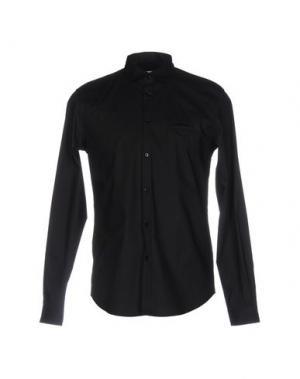 Pубашка INDIVIDUAL. Цвет: черный