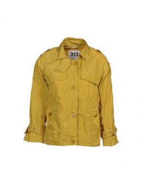 Куртка 313 TRE UNO. Цвет: охра
