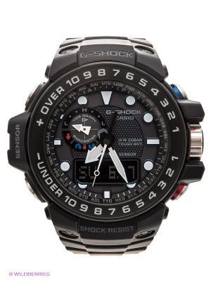 Часы G-Shock CASIO. Цвет: черный