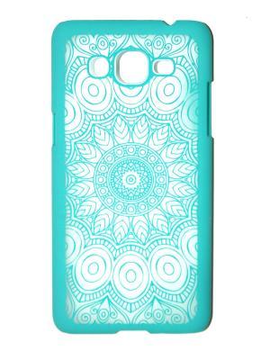 Чехол для Samsung J3 16 Lola. Цвет: бирюзовый