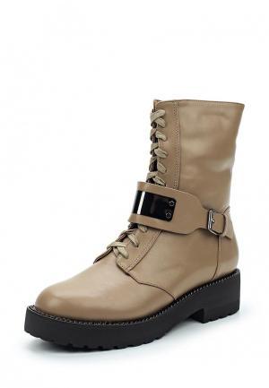 Ботинки Elche. Цвет: бежевый
