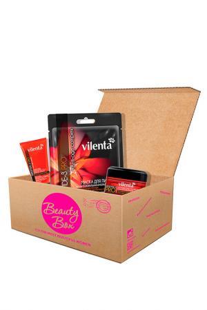 Набор Anti age Beauty Box Vilenta. Цвет: none