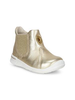 Ботинки ECCO. Цвет: золотистый