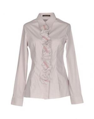 Pубашка WALTER VOULAZ. Цвет: розовый
