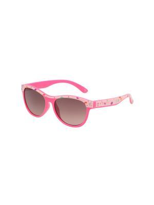 Солнцезащитные очки Stella McCartney. Цвет: розовый
