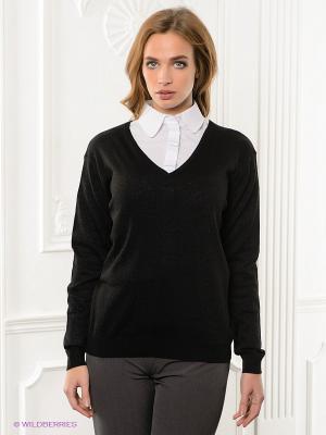 Пуловер O De Mai. Цвет: черный