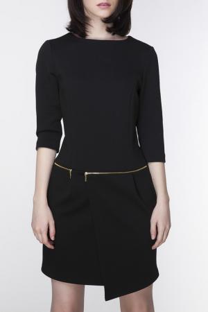 Платье Ambigante. Цвет: черный