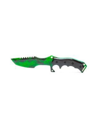 Охотничий нож. Зеленый MASKBRO. Цвет: зеленый