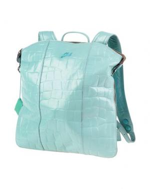 Рюкзаки и сумки на пояс GABS. Цвет: бирюзовый