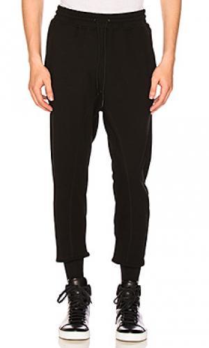 Свободные брюки makhi Publish. Цвет: черный