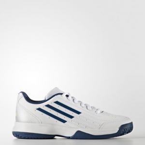 Кроссовки для тенниса Sonic Attack  Performance adidas. Цвет: белый