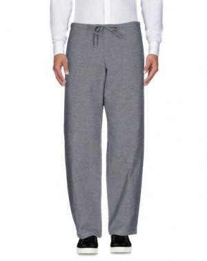 Повседневные брюки TS(S). Цвет: серый