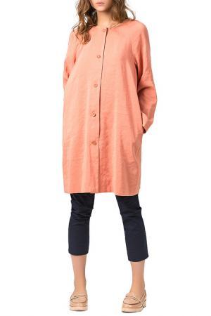Пальто Helmidge. Цвет: оранжевый