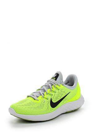 Кроссовки Nike. Цвет: желтый