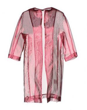 Легкое пальто 1-ONE. Цвет: пурпурный