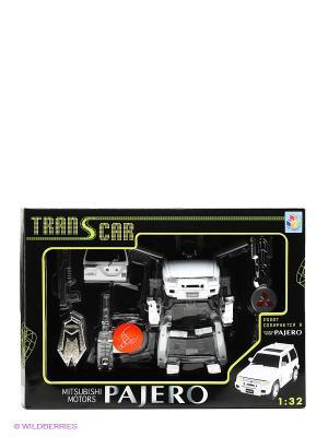 Робот 1Toy. Цвет: черный