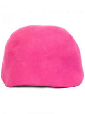 Кепка Shells Minimarket. Цвет: розовый и фиолетовый