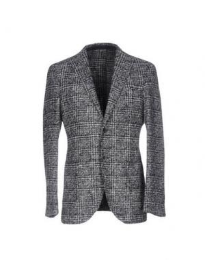 Пиджак FABIO MODIGLIANI. Цвет: серый