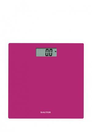 Напольные весы Salter. Цвет: фиолетовый