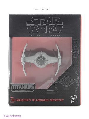 Коллекционный корабль Звездных Войн - Звездный Разрушитель Hasbro. Цвет: серебристый
