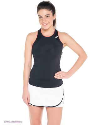 Топ Athlete Tank Top ASICS. Цвет: черный