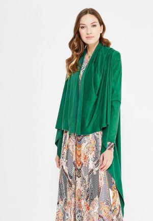 Кардиган Sahera Rahmani. Цвет: зеленый