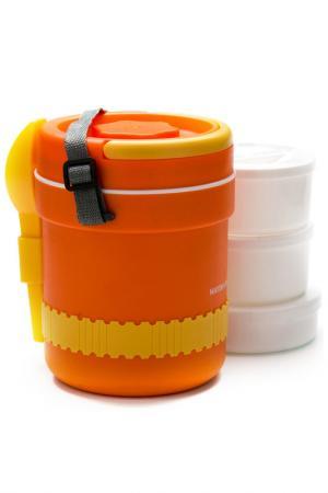 Термос 2,4 л Mayer&Boch. Цвет: оранжевый