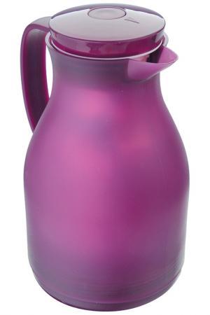 Термокувшин с колбой 1 л AUGUSTIN WELZ. Цвет: фиолетовый