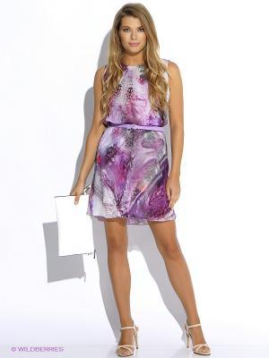 Платье TOM FARR. Цвет: сиреневый, фиолетовый