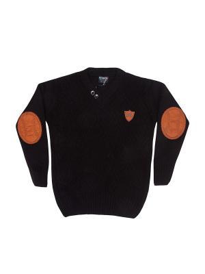 Пуловер M-BABY. Цвет: черный