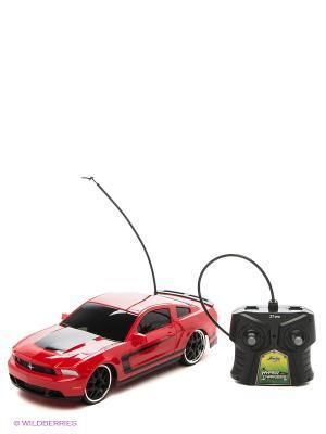 Радиоуправляемая машина Ford Mustang Jada. Цвет: красный