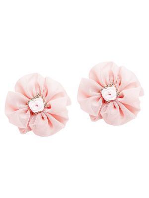 Резинка Kameo-bis. Цвет: розовый, золотистый