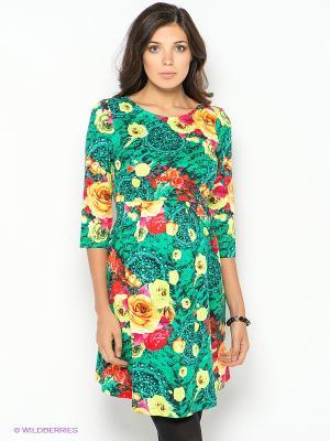 Платье для беременных 40 недель. Цвет: бирюзовый, салатовый, красный
