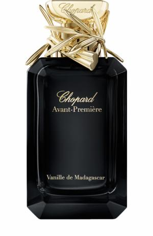 Парфюмерная вода Avant-Premiere Vanille de Madagascar Chopard. Цвет: бесцветный