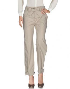 Повседневные брюки PEUTEREY. Цвет: бежевый