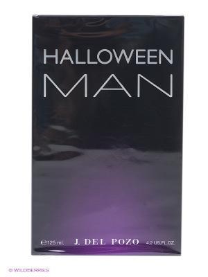 Туалетная вода Halloween Man, 125 мл. Цвет: фиолетовый, черный