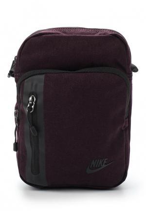 Сумка Nike. Цвет: фиолетовый