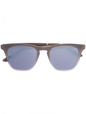 Солнцезащитные очки Rocket 88 Smoke X Mirrors. Цвет: телесный